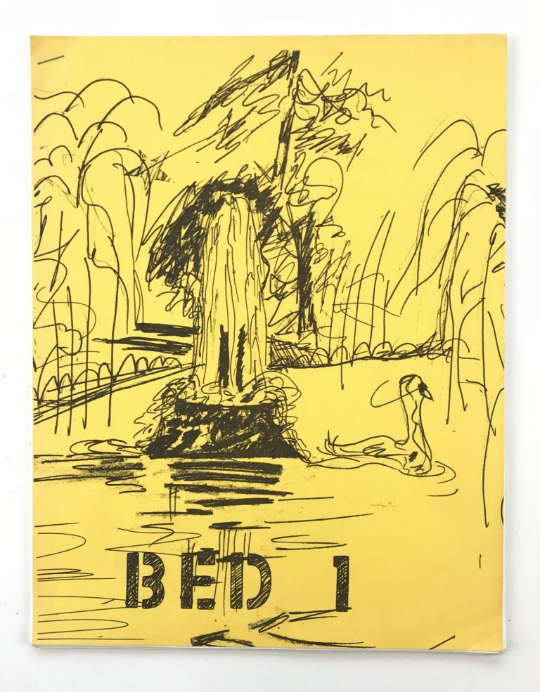 Bed No. 1. Stan Persky, Scott Watson George Stanley, eds.