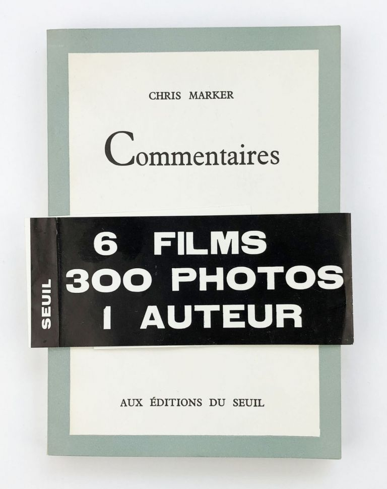 Commentaires. Chris Marker.