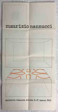Untitled Exhibition Poster