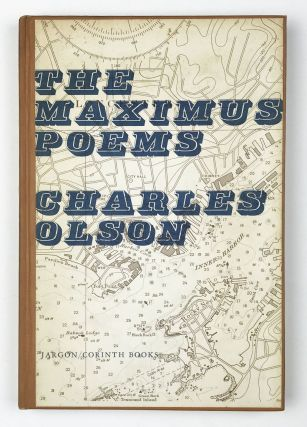 The Maximus Poems. Charles Olson
