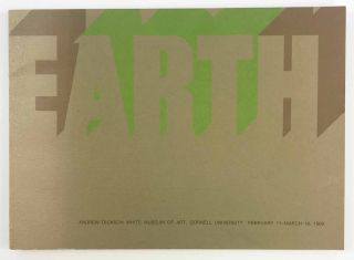Earth Art. Robert Smithson, Jan Dibbets Dennis Oppenheim, Gunther Uecker, Robert Morris, David...