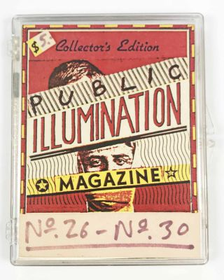 Public Illumination Magazine Numbers 26-30 Collector's Edition. Zagreus Bowery, ed