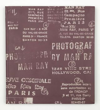 Behind the Photo: 42 Man Ray Stamps. Man Ray, Steve Manford