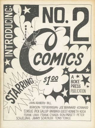 C Comics No. 2. Joe Brainard, ed